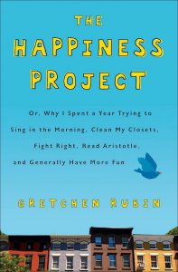 GAS Strand Read # 1: The Happiness Project by Gretchen Rubin, a book on finding your why