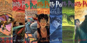 GAS Read #5: The Harry Potter series by JK Rowling, an essential read for anyone who wants to find their inner magic