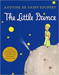 GAS Strand Read #6: The Little Prince by Antoine de Saint-Exupery, a must read and constant reread for children and adults alike