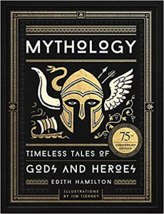 HUMSS Strand Read #8: Mythology: Timeless Tales of Gods and Heroes by Edith Hamilton, the one and only mythology guide you will ever need. A great bedtime read.