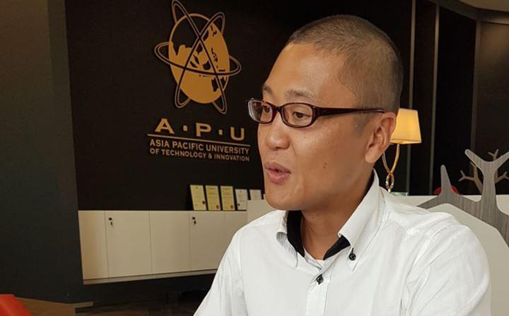 APU Student Yoshiteru Seiki