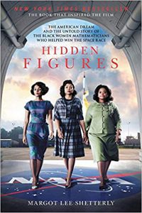 STEM Strand reads: Hidden Figures by Margot Lee Shetterly. It's a lot more detailed than the movie, so you get a lot more of the tea, sis.