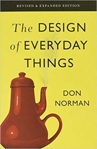 STEM Strand Reads: The Design of Everyday Things by Don Norman. Never look at or not judge a manmade thing the same way again.