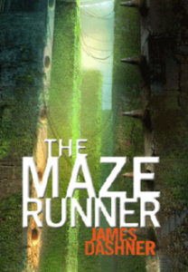 STEM Strand Reads: The Maze Runner by James Dashner. Spoiler alert: there is little walking in this one.