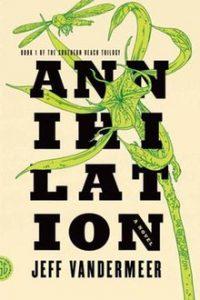 STEM Strand Reads: Annihilation by Jeff Vandermeer. Way more mind-boggling than the Natalie Portman movie on Netflix.