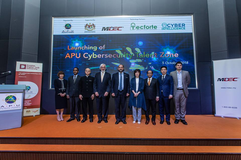 APU Cybersecurity Talent Zone