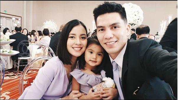 Bianca Gonzalez Intal and family