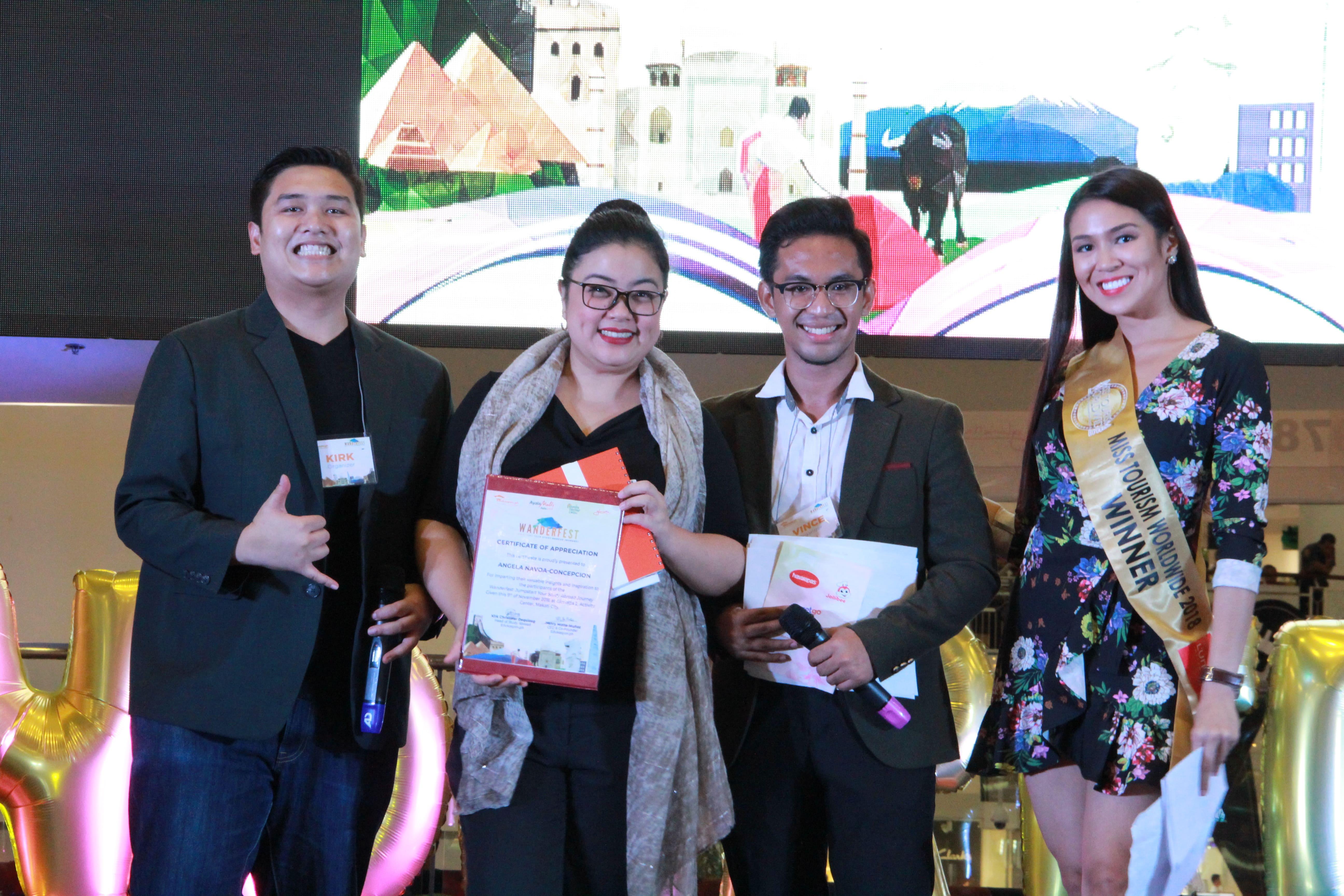 study abroad fair