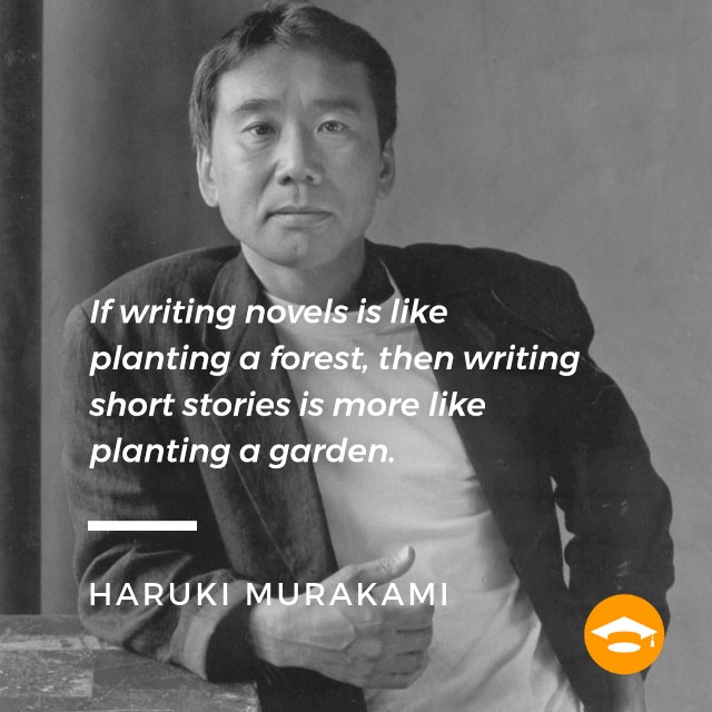 "Famous writers on writing: Haruki Murakami, author of ""1Q84,"" ""Kafka on the Shore,"" and ""Norwegian Wood"""