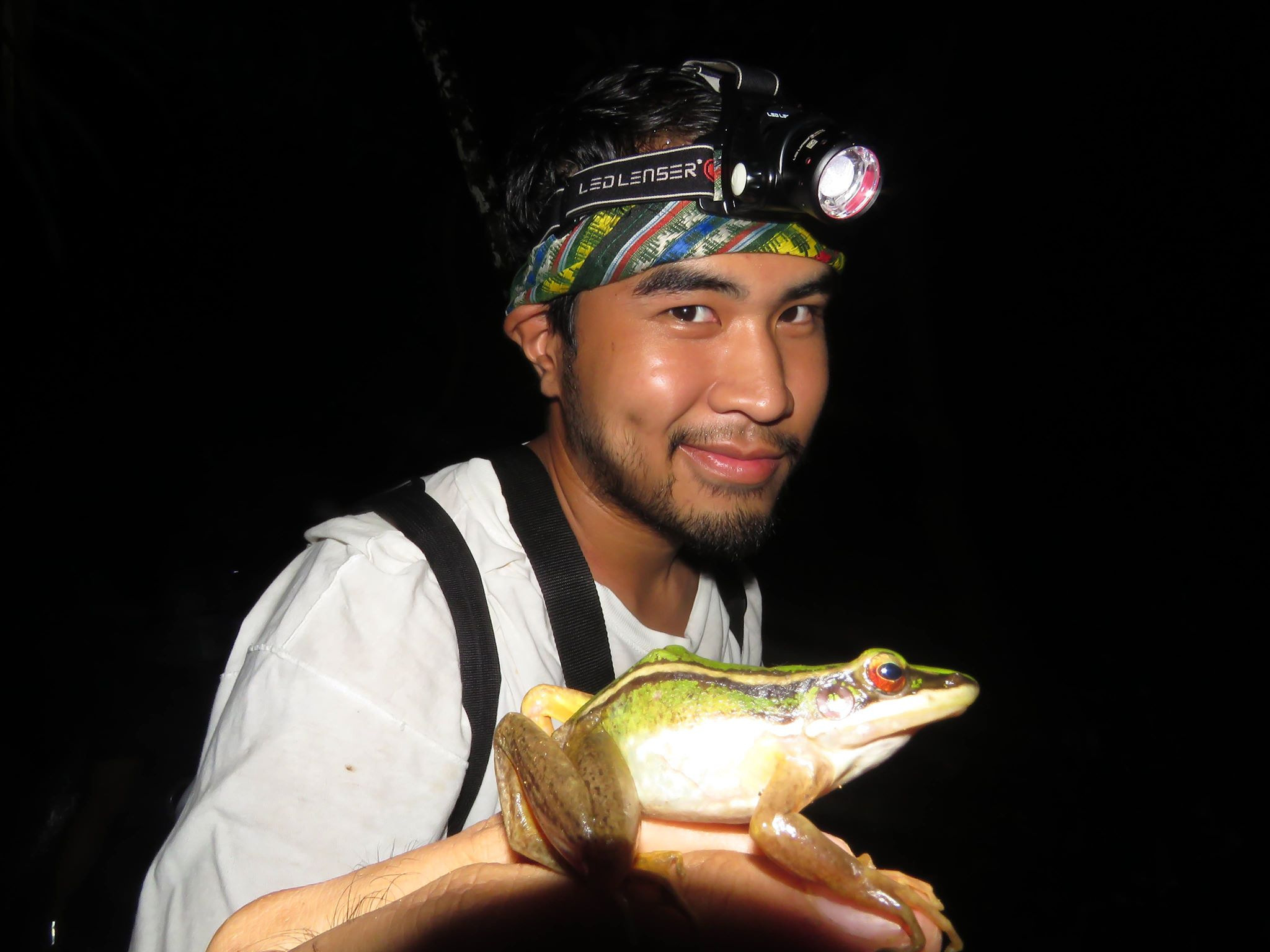 Wildlife Conservationist Arman Pili