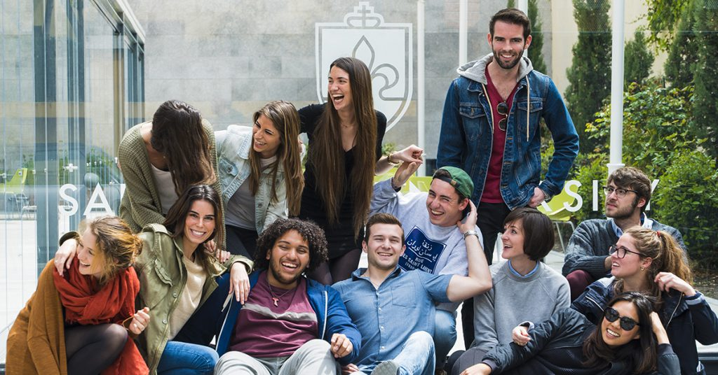 SLU Students