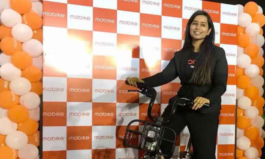 CEIBS Alum Akshara and her love for Mobike