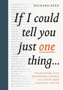 If I Could Tell You Just One Thing book cover