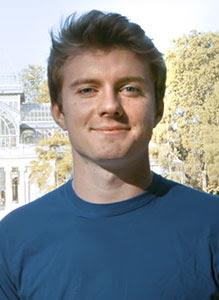 SLU Student Matt Bruton