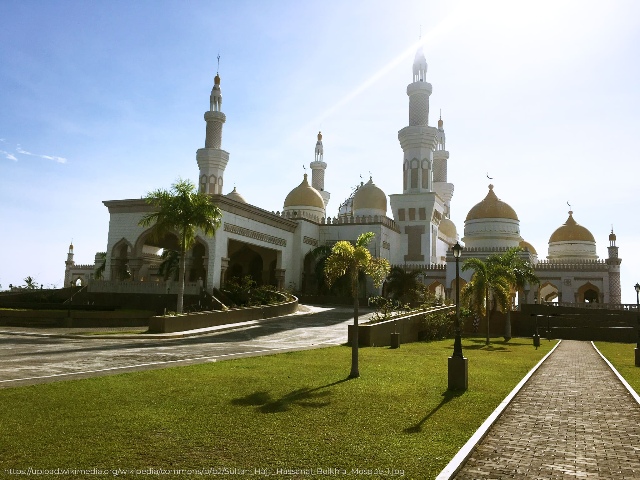 image of the mosque building in mindanao