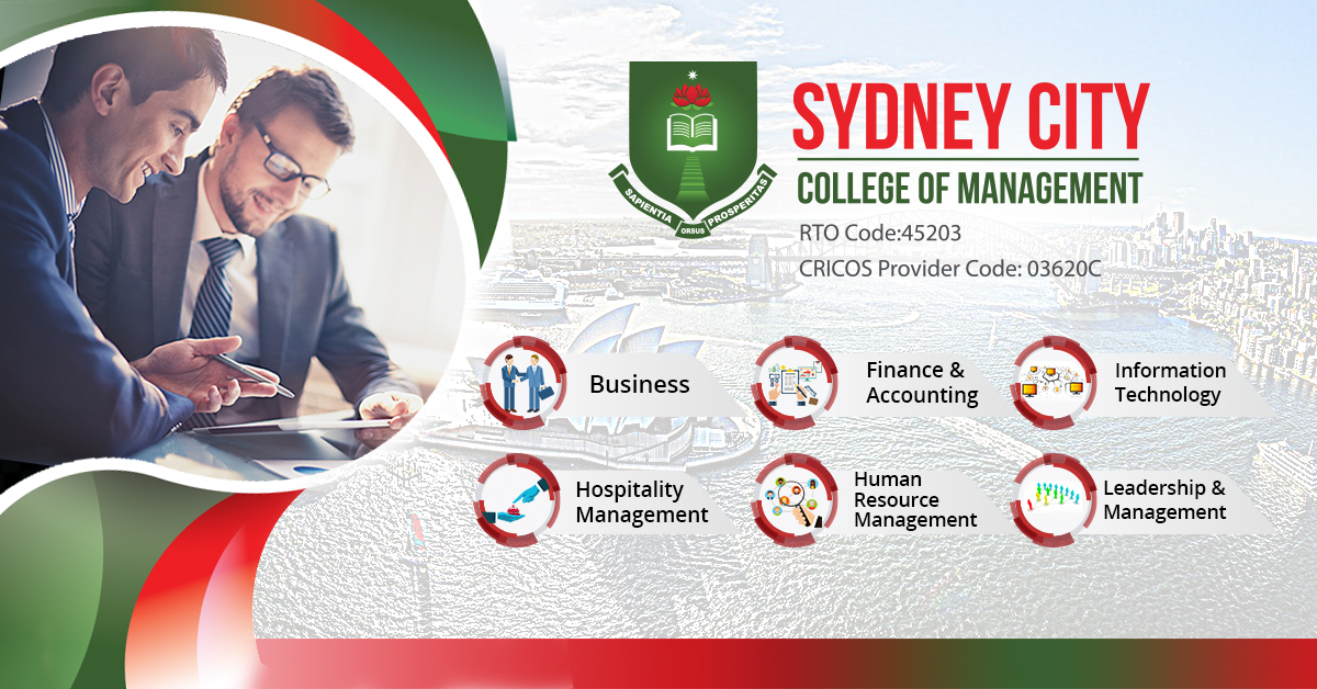 Sydney-City-College-of-Management Scholarships