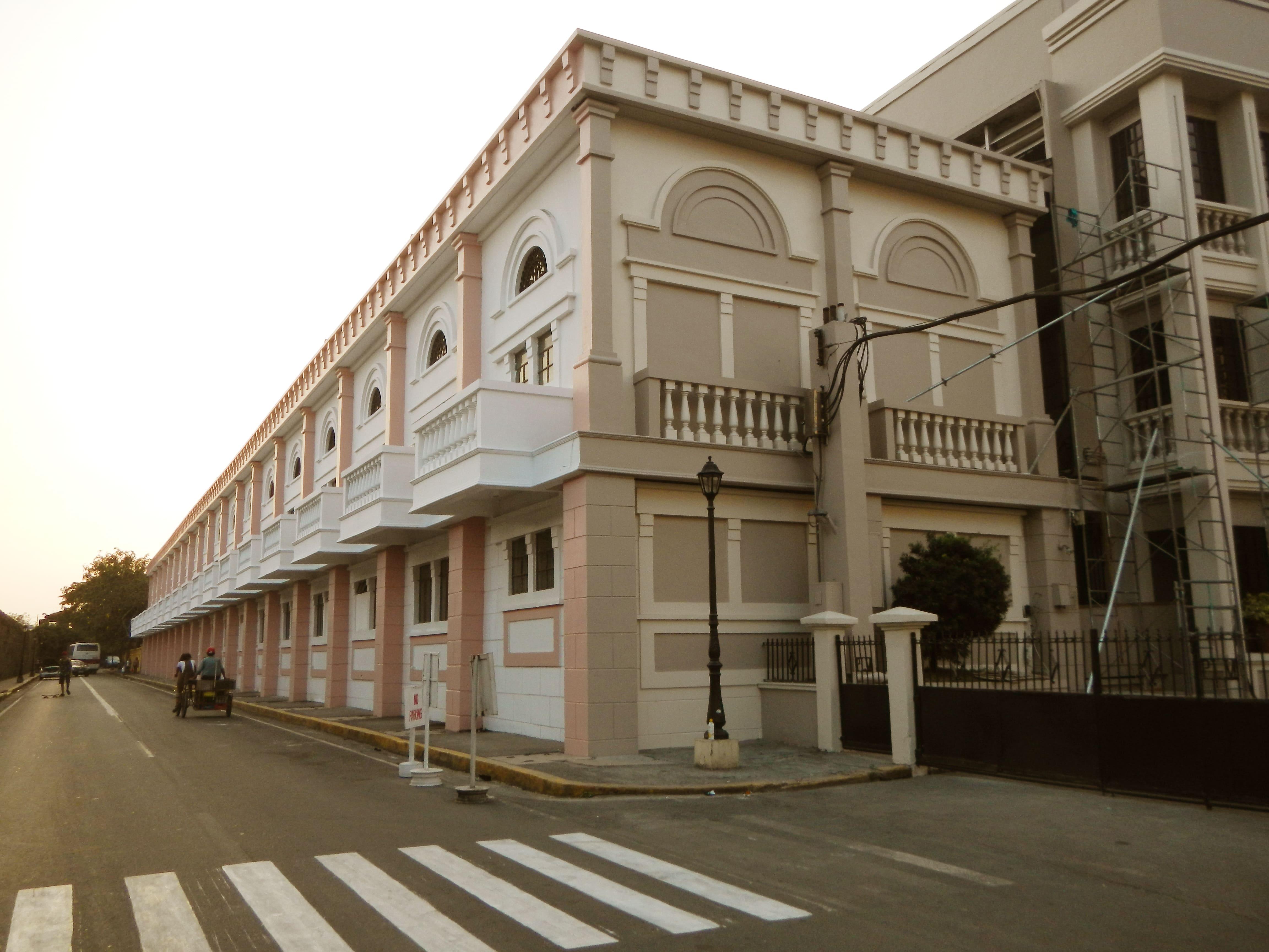 Pamantasan ng Lungsod ng Maynila building