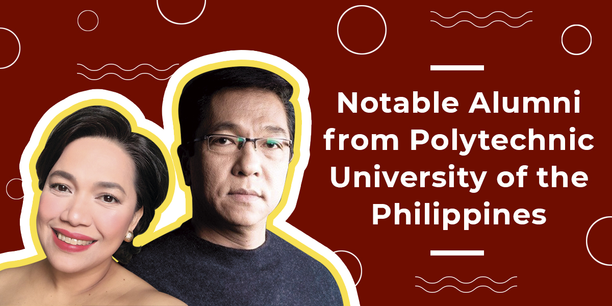 Notable alumni from the Polytechnic University of the Philippines