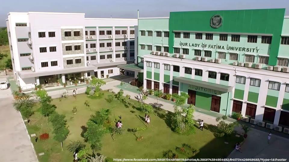 OLFU Our Lady of Fatima University- Pampanga Campus