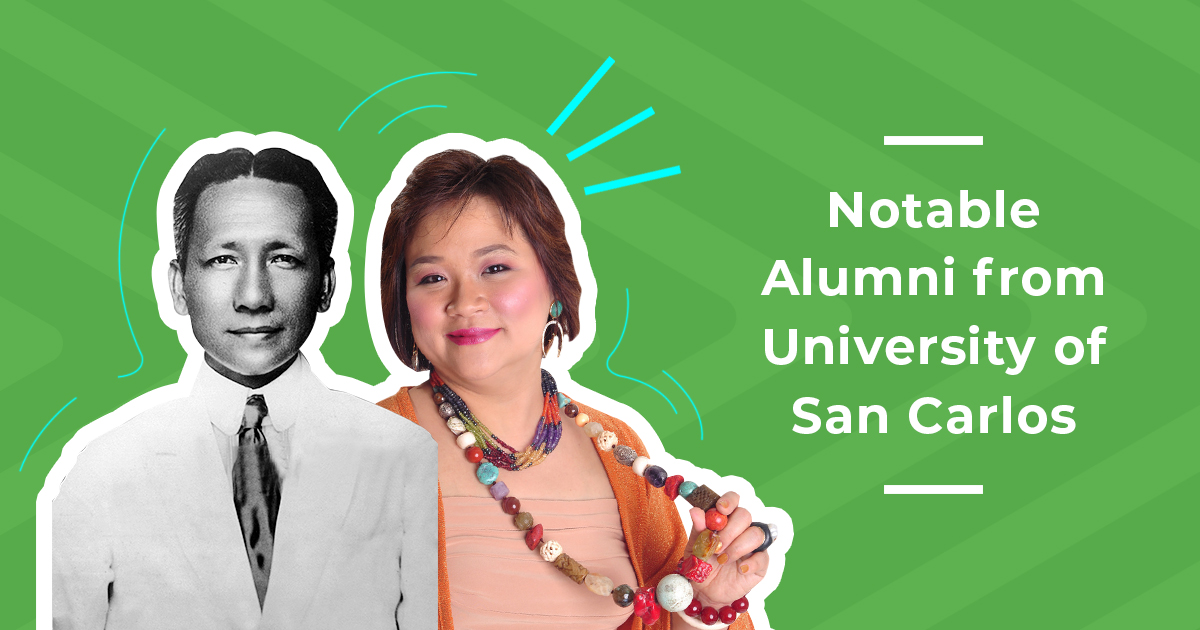 Notable alumni from University of San Carlos