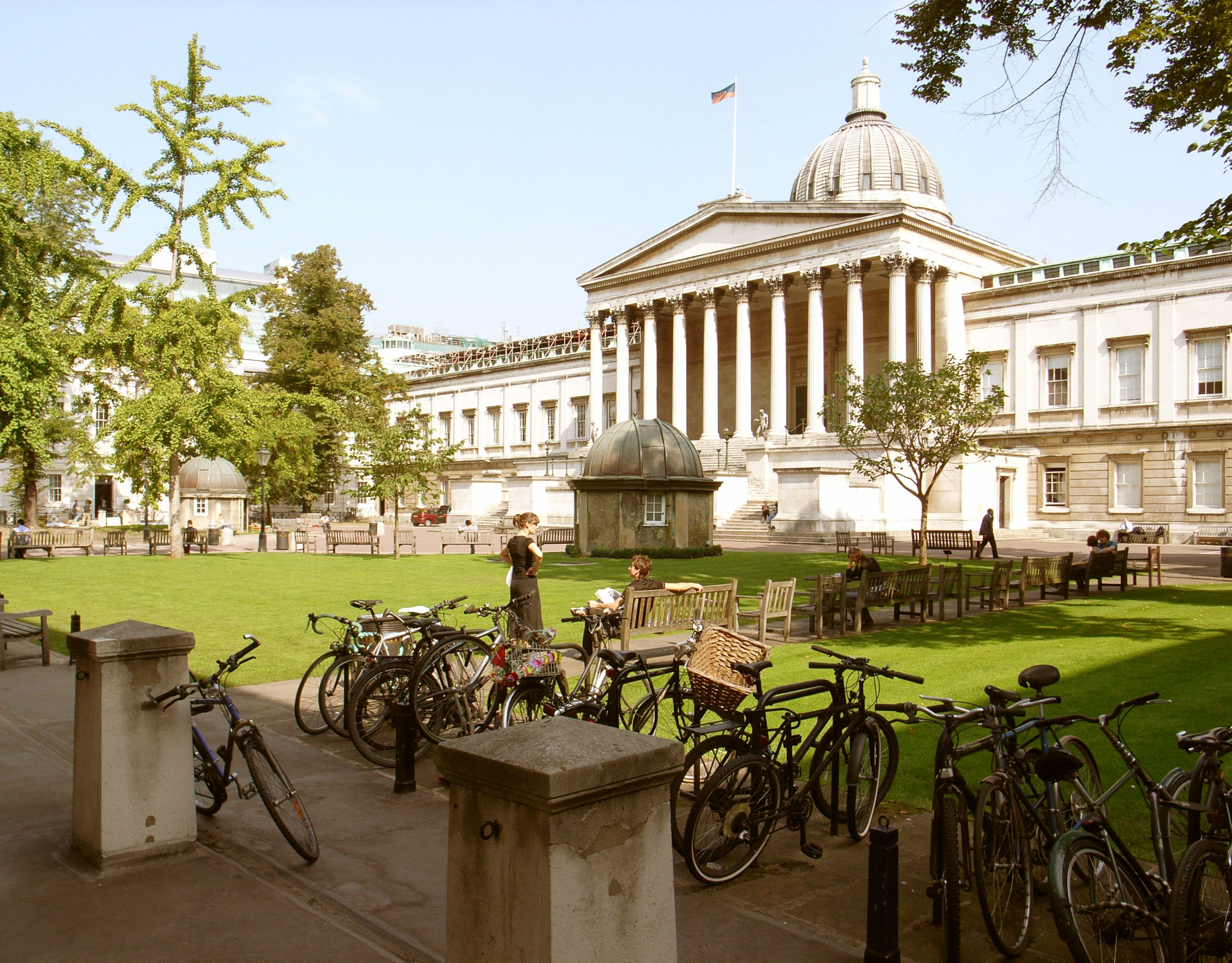 University College London is one of the best education schools abroad