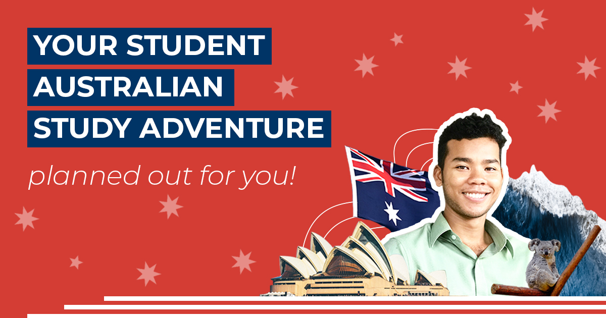 Map Of Australia For Students.Student Road Map To Australia What You Need To Know Before You Go