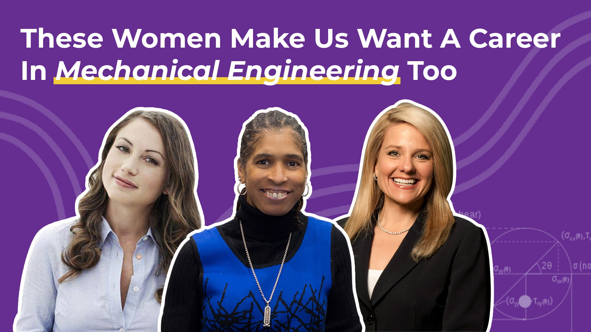 Women In Mechanical Engineering