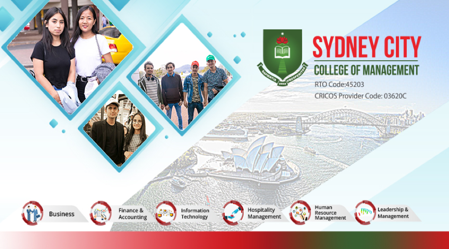 Accounting courses in Australia at Sydney City College of Management