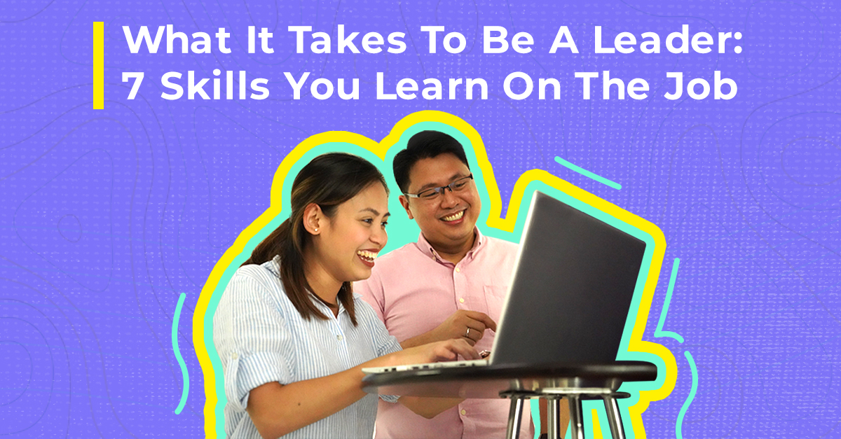 Leadership Skills 101: Learn On The Job With Mondelez Philippines
