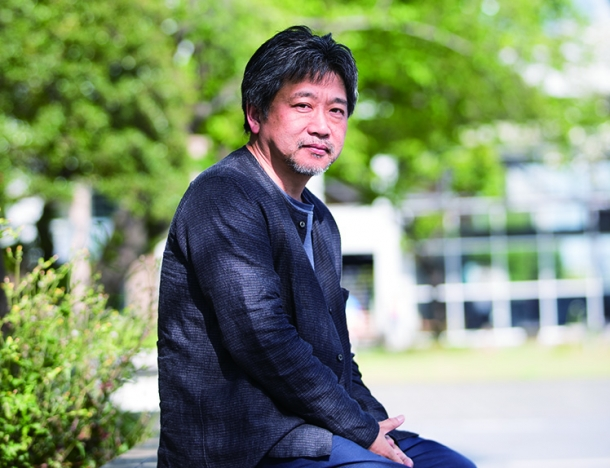 interview with hirokazu kore-eda award-winning director