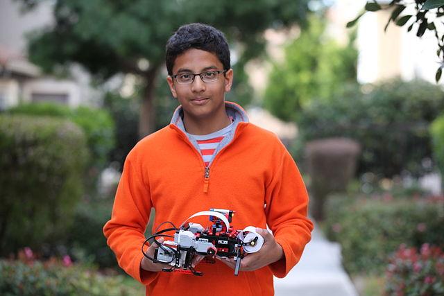 Generation Z inventions: Shubham Banerjee
