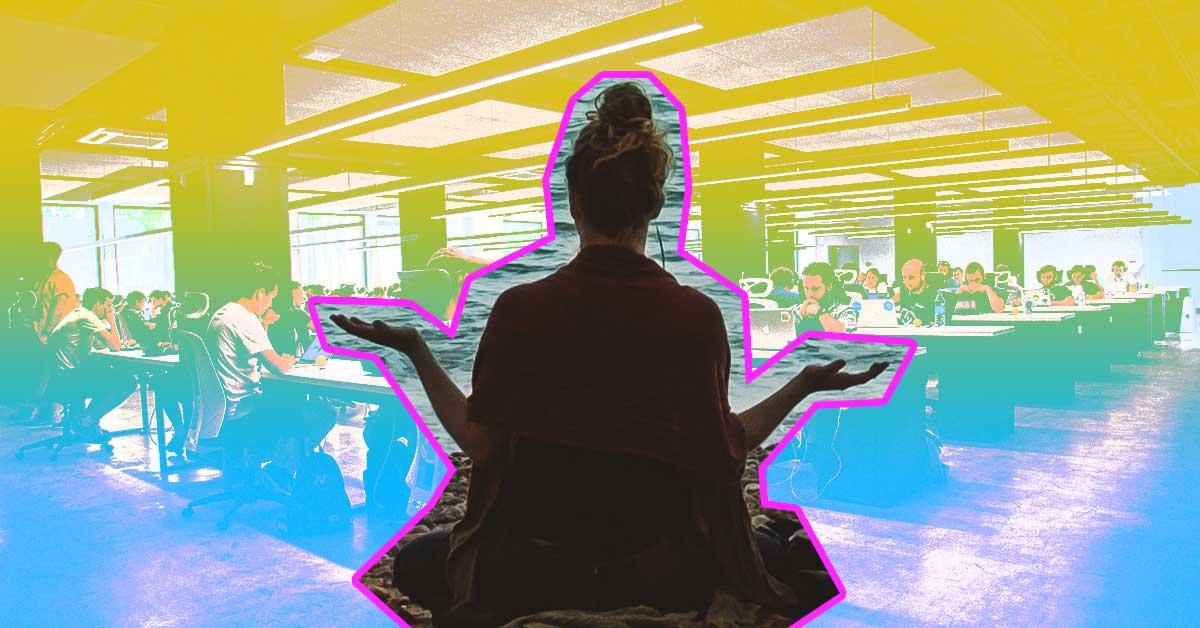workplace meditation
