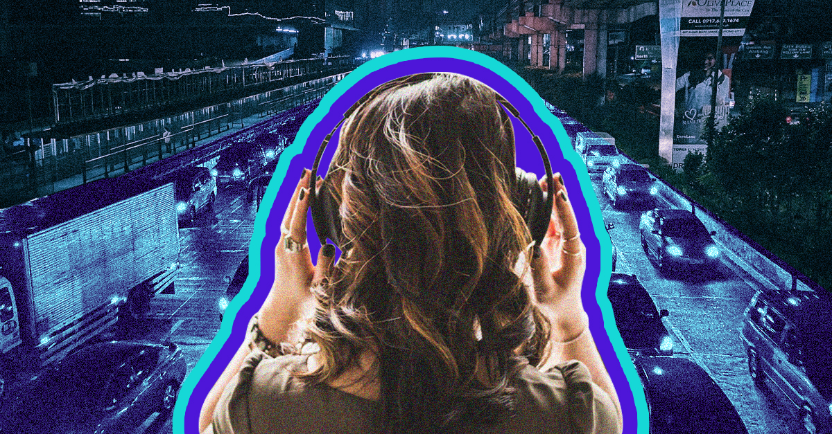 stuck in traffic? make it productive with these podcasts, playlists, and shows