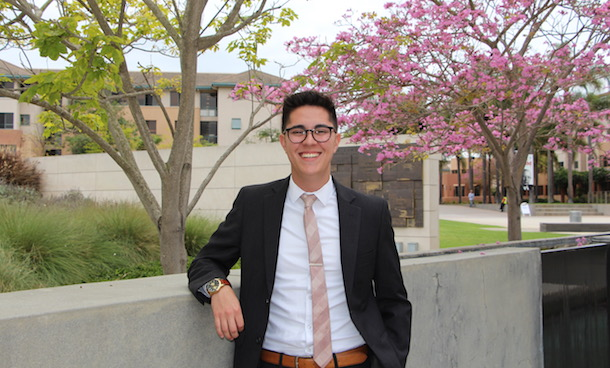 gates cambridge scholar shares advantages of an education from loyola marymount university