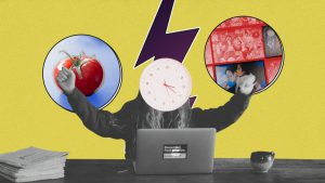 How I Used the Animedoro Method for My Virtual Internship