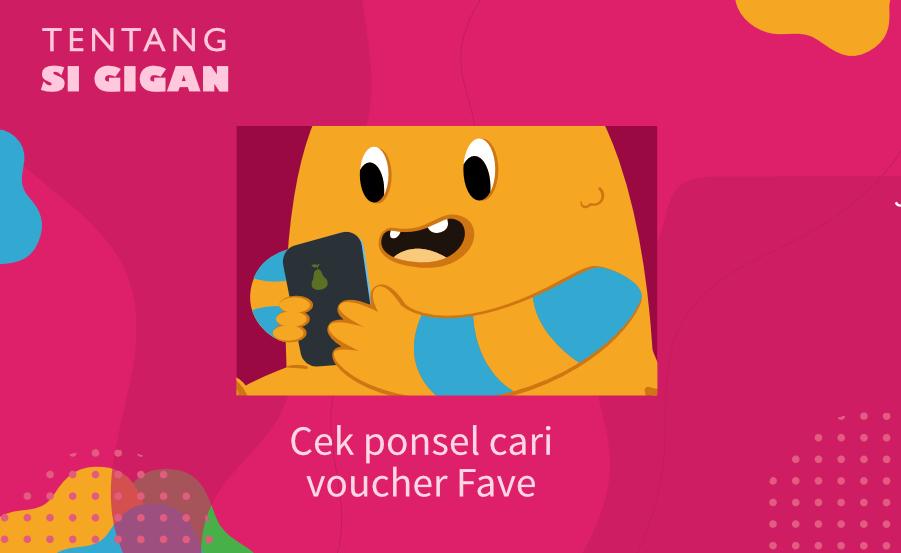 Yuk Kenalan Sama Karakter Fave 9 9 Gigantic Sale Fave Blog Indonesia