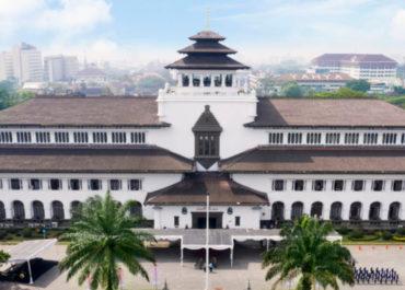 Wisata di Bandung. (123rf)