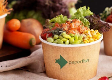 Fave Paperfish Poke Bowl