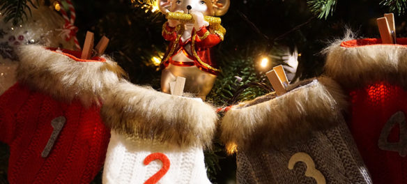 Fave Christmas Advent Calendar