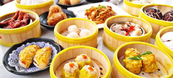 Dim Sum at Fu Er Dai Penang