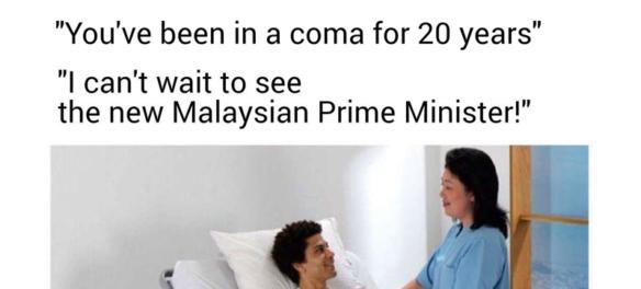 Fave Election GE14 Meme feature