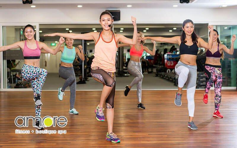 fitness classes 2020