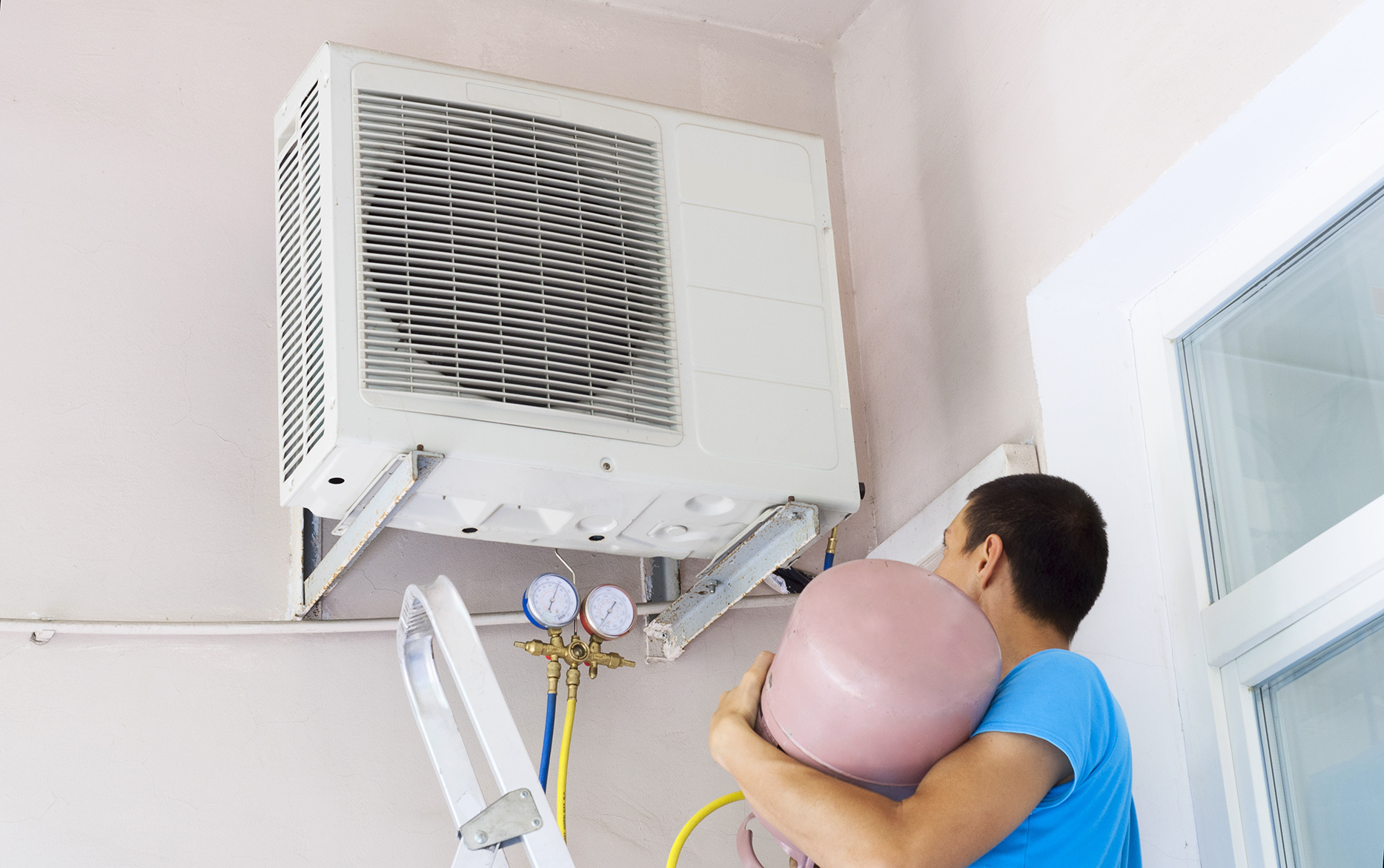 Image result for outdoor ac