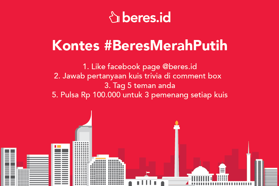 Kontes Facebook (FB) Beres Indonesia