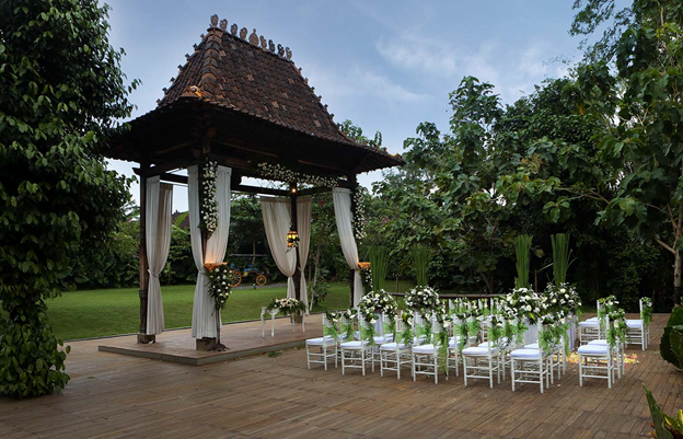wedding venue di Plantaran Cilandak