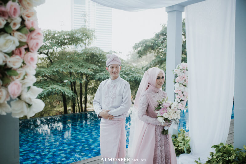 Image Credit: Farah Dina's Wedding