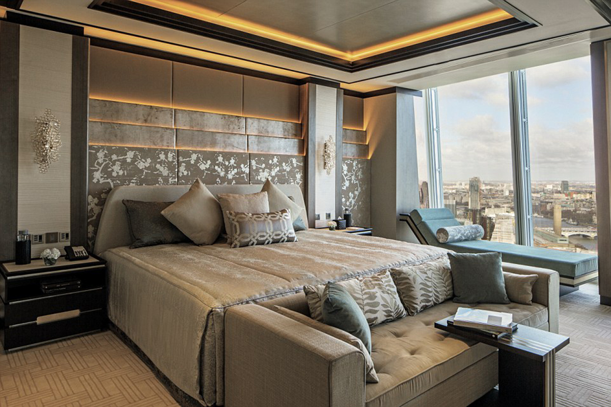 How to design your room like a sophisticated hotel suite for Hotel room decor