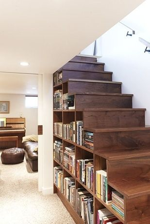 book-staircase