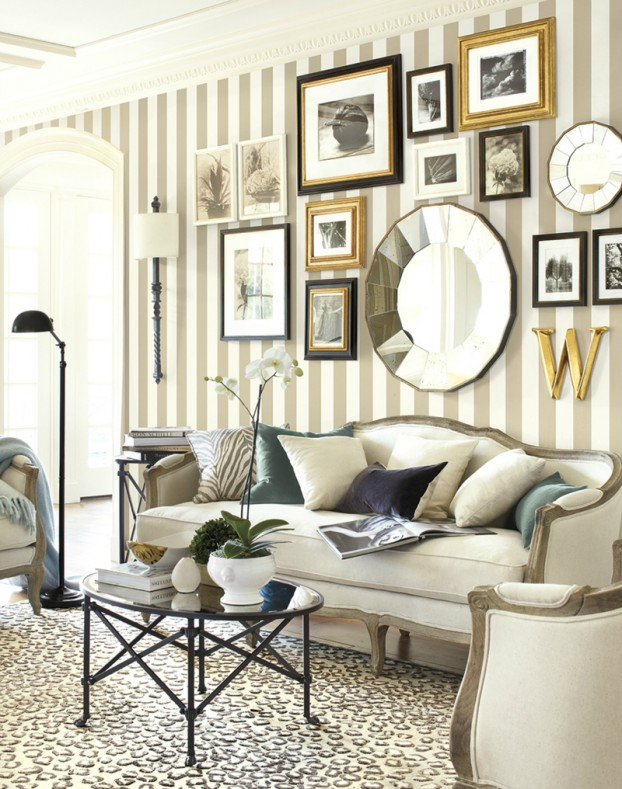 5 Brilliant Ways To Glam Up Your Small Living Room – Gawin