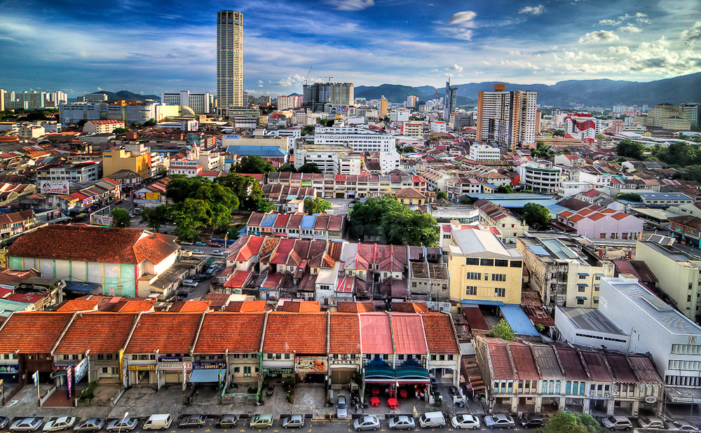 George Town Malaysia Vacation Spot